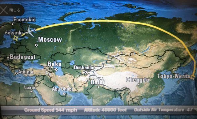 2度目のフィンランド 初めてのロシア旅